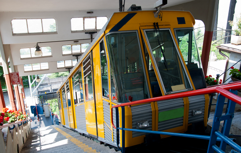Funicular Como-Brunate