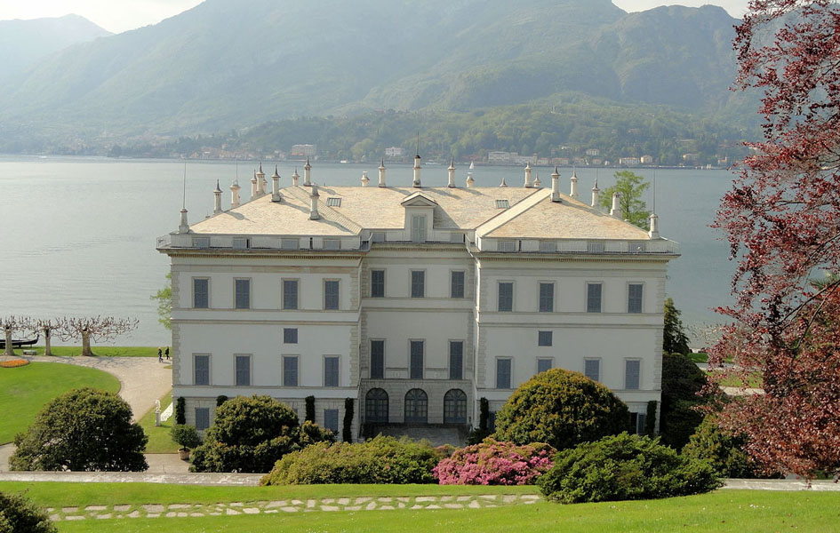 Giardini di Villa Melzi d'Eril