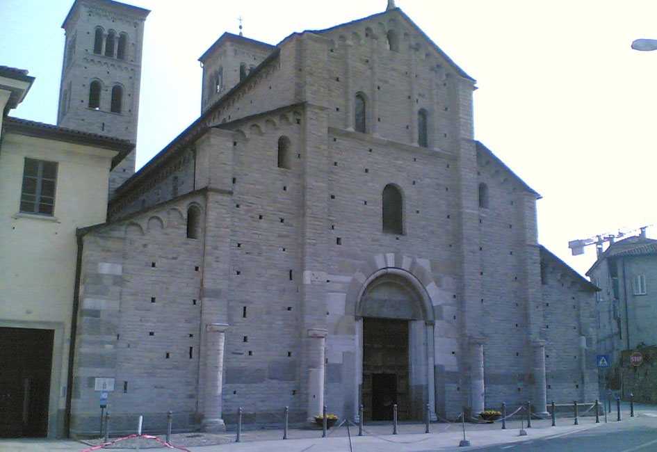 Basilika Sant'Abbondio