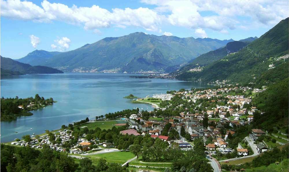 Antiche mulattiere sul Lago di Como